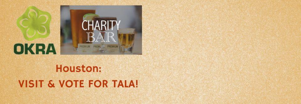 OKRA Charity Saloon Houston Fundraiser for TALA