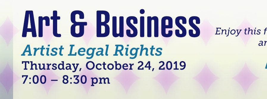 Austin Program – Art & Business: Artist Legal Rights
