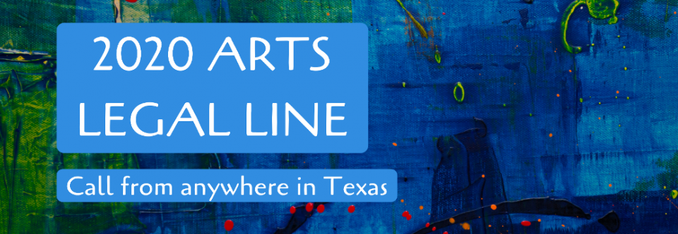 2020 Arts Legal Line