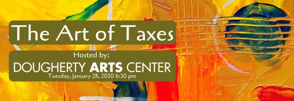 Austin Seminars – The Art of Taxes