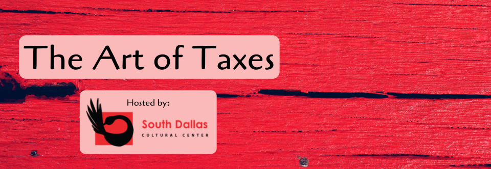 Dallas Seminar – The Art of Taxes