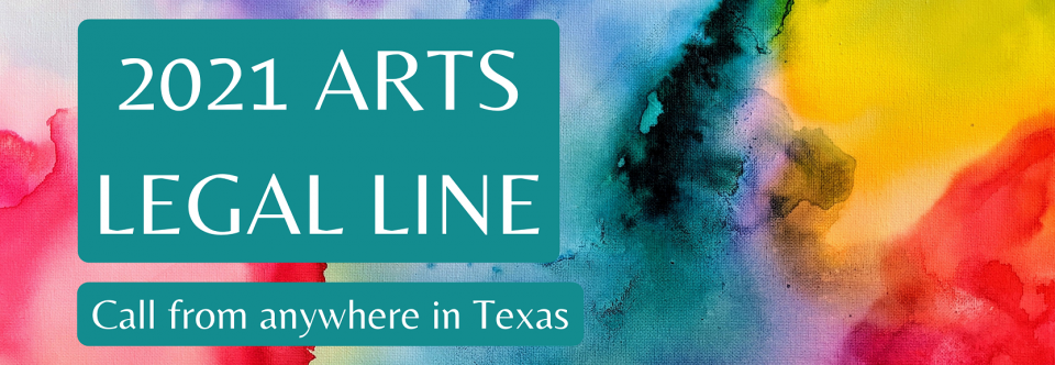 2021 Arts Legal Line